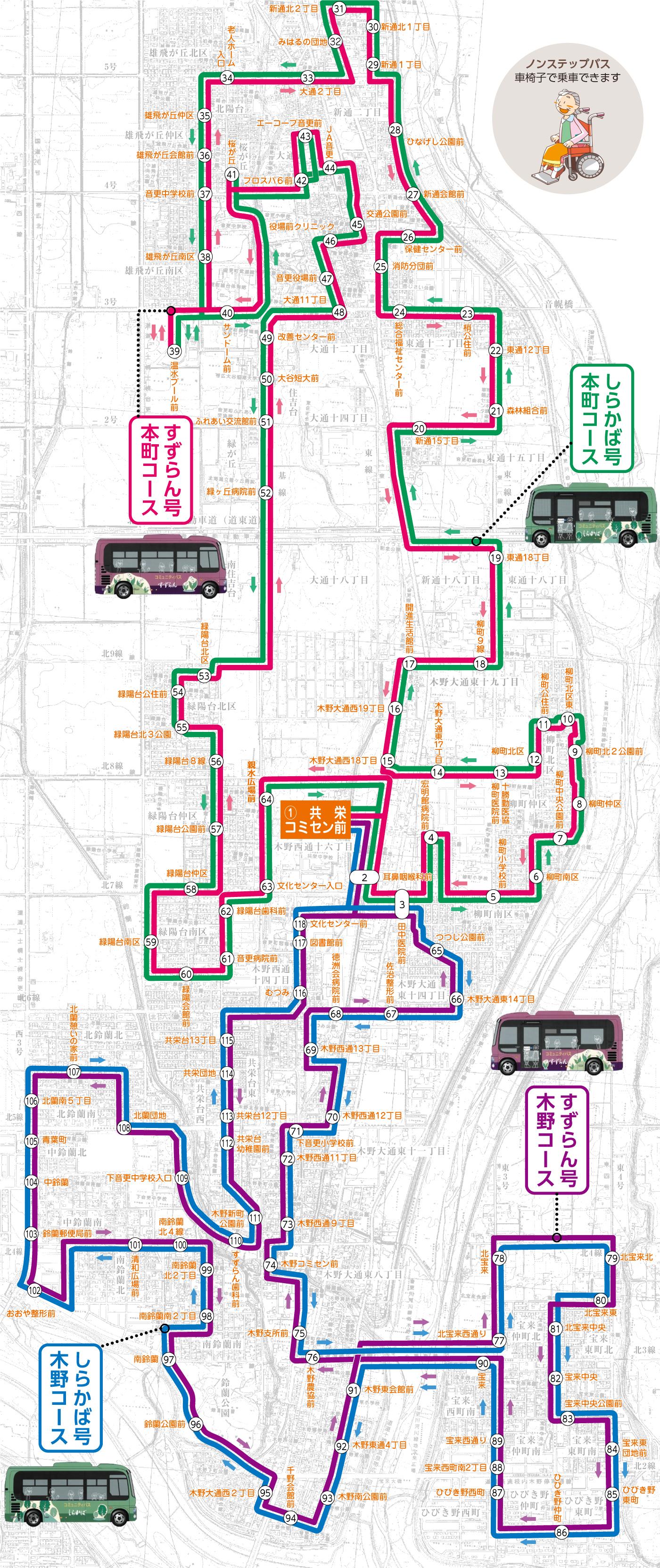 時刻 表 バス 十勝 十勝バス